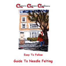Needle Felting Guide (Hard-Copy Printed)