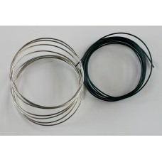 Armature /Bonzai Wire Soft Annealed Aluminium 1.5mm 1 Metre
